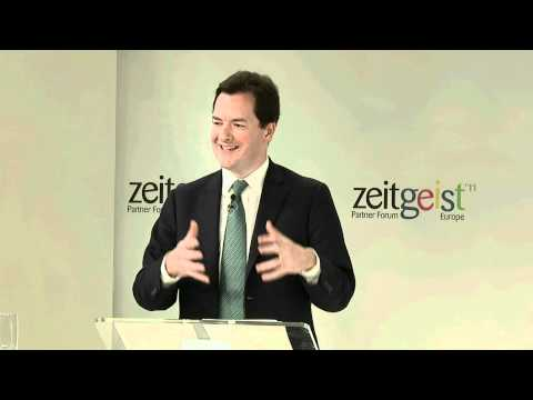Highlights: Impact of the Internet Age - George Osborne at European Zeitgeist 2011