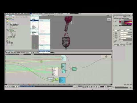 Softimage 2011 Subscription Release : Lagoa Pressure