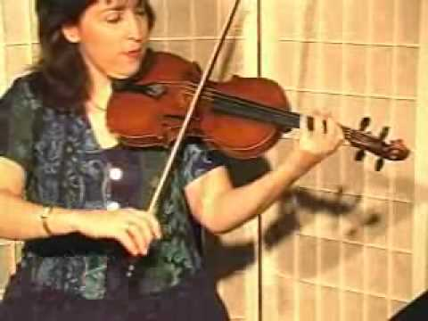 Violin Lesson - How To Play Danman's Print Library # 123