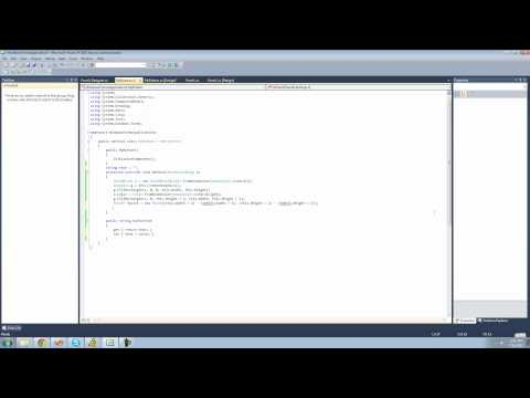C# Beginners Tutorial - 136 - Making Controls pt 4