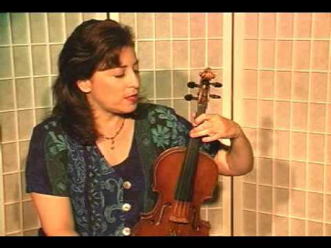 Violin Lesson - Theory - A# Melodic minor scale