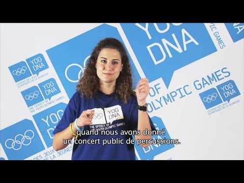Young Ambassador - Greece - Angeliki Kordali - Singapore 2010 Youth Olympic Games