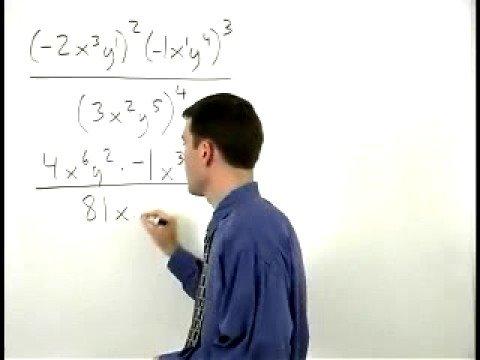 Algebra Questions - YourTeacher.com - 1000+ Online Math Lessons