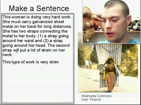 Learn English Make a Sentence and Pronunciation Lesson 59: Hard Work