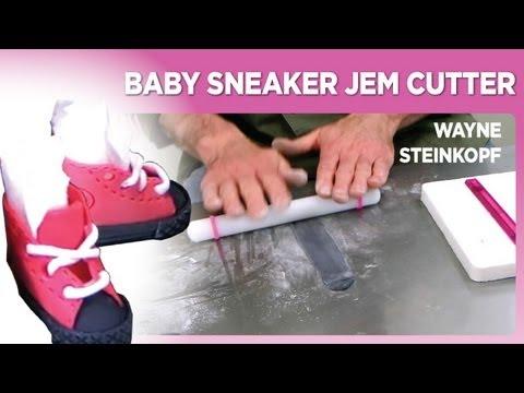 Wayne Steinkopf Baby Sneaker JEM CUTTER