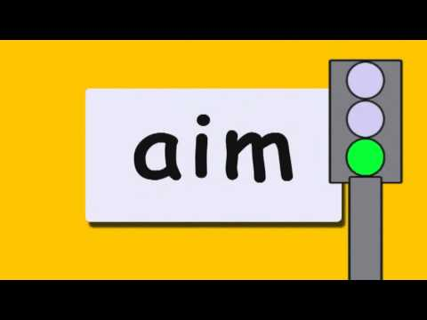 Kids - Practice your reading - Exercise 2 - Educational Video - Words with Three Letters