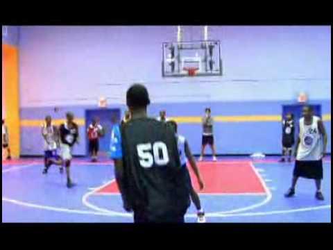 Playing Midnight Basketball