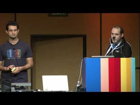 Google I/O 2011: Location Based App development using Google APIs
