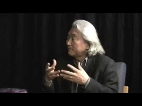 Michio Kaku on the Big Bang