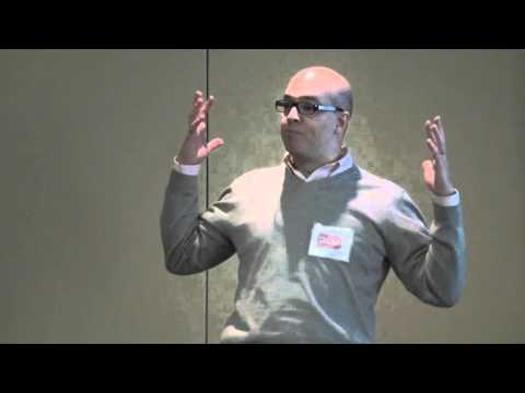Doug Patt of How to Architect at the TEEAP conference