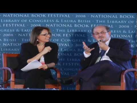 Salman Rushdie - National Book Festival 2008
