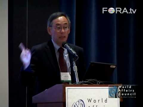 Obama Energy Secretary Steven Chu - The Ultimate Energy Technology