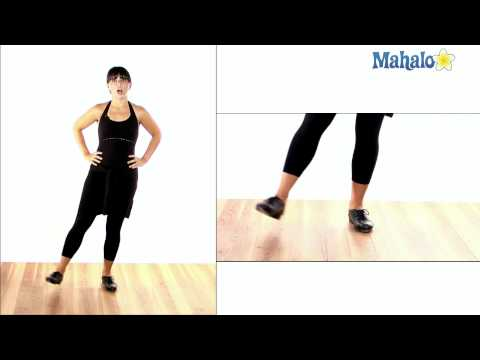 How to Tap Dance: Quadruple-Time Step