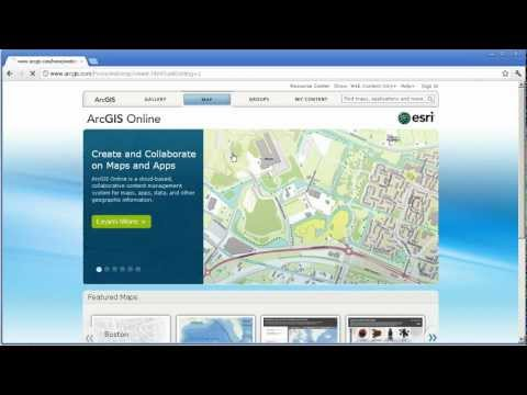 Teaching Geography with ArcGIS Online, Part 7