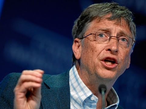 Bill Gates Pledges to Eradicate Polio