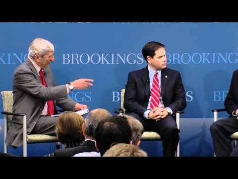 An Address by Senator Marco Rubio: Ending the Crisis in Syria