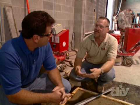 Terrazzo Fabrication Overview-DIY