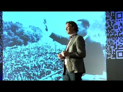 TEDxMuscat - Jim Stolze - How can we discover the oasis of ideas