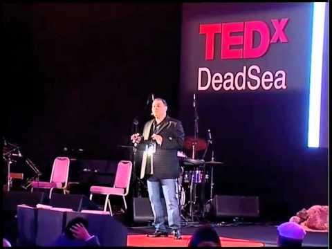 TEDxDeadSea - Imad Naffa - Thirty years later- Coming home- Social Media and TedxDeadSea