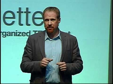 Mind the gap: Derek Anderson at TEDxMarquette