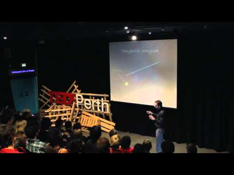 TEDxPerth - Daithi O'Gliasáin - The Coefficient of Personal Friction