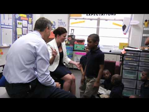 Secretary Duncan Visits DC Teacher of the Year