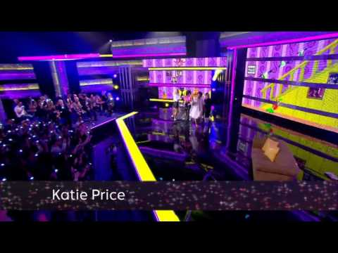 Let's Dance to Comic Relief Final: Katie Price