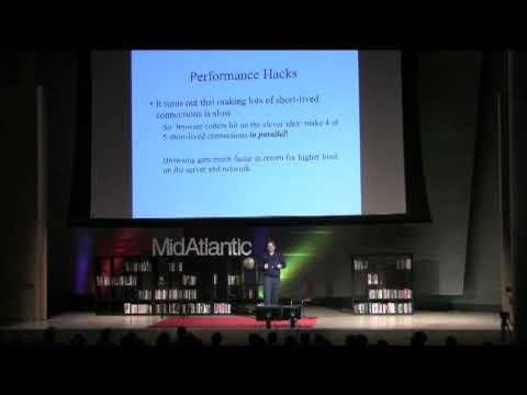 TEDxMidAtlantic - Marcus Ranum - 11/5/09
