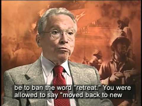 George Herman on Censorship in the Korean War
