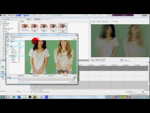 Sony Vegas Tutorial II Effect #76
