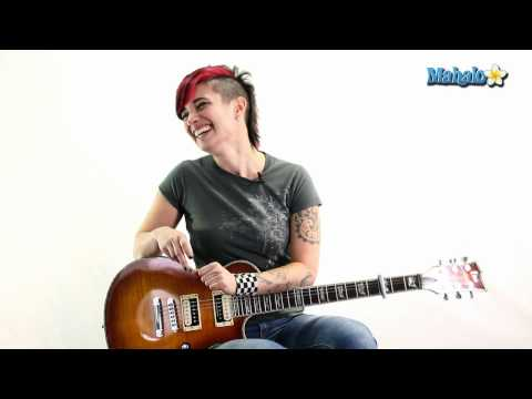 "How to Play ""Hello"" by Martin Solveig and Dragonette on Guitar"