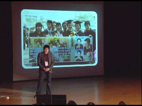 TEDxKwangwoon - Seong-Jae, Hwang - My life & To be the Only One - 03/27/10 - English Subtitle