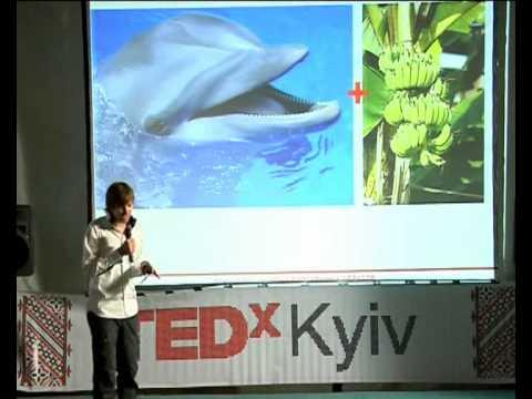 TEDxKyiv - Roman Guro - Language of Visual Images