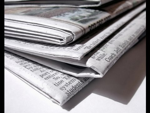 Should the Government Bail Out Newspapers?