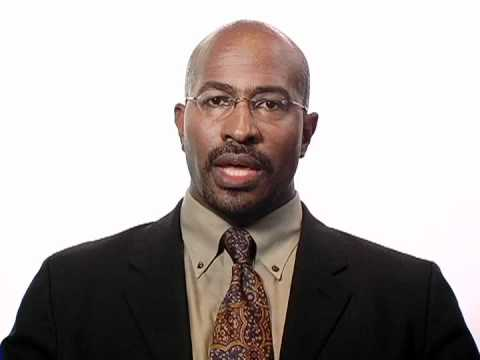 Van Jones on Ending Oil Dependency