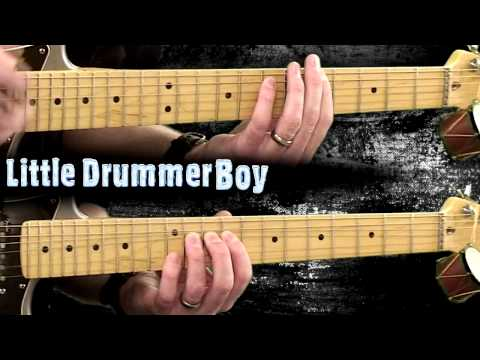 Little Drummer Boy Guitar Demo