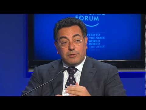 Davos Annual Meeting 2010 - Global Industry Outlook: Heavy Industries