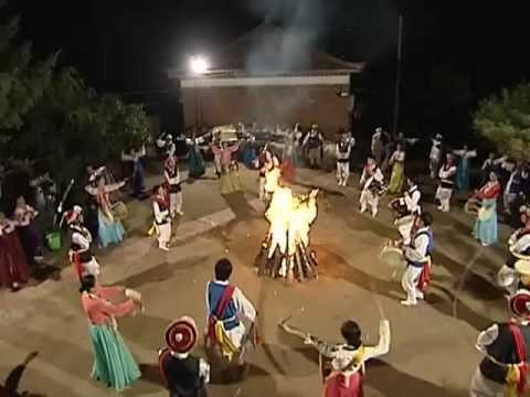 Farmers dance of Chinas Korean ethnic group