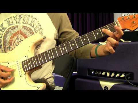 Write A Blues Song Using E Minor Pentatonic
