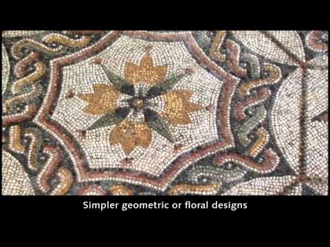 Conservation of Mosaics in Roman North Africa
