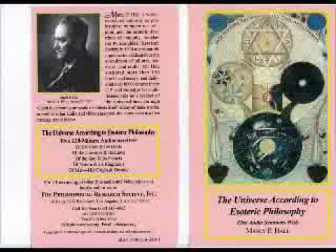 The Universe and Its Laws - The Universe According to Esoteric Philosophy - Manly P Hall