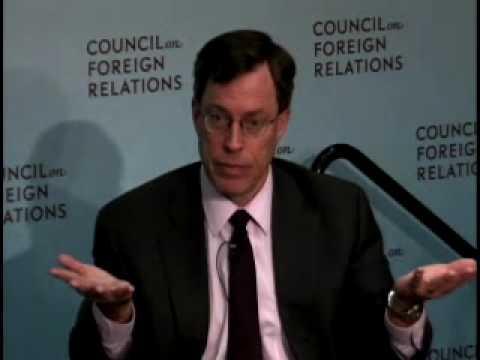Pt 1 of Global Economics: Financial Turbulence and U.S. Powe