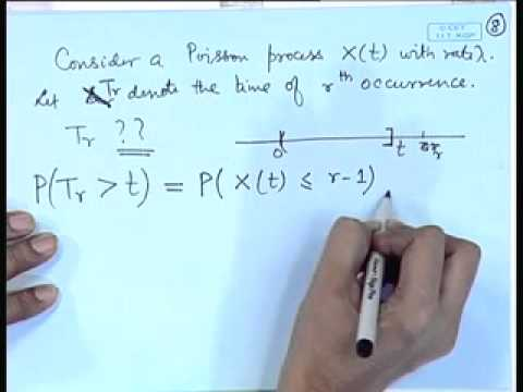 Mod-01 Lec-13 Special Distributions - IV