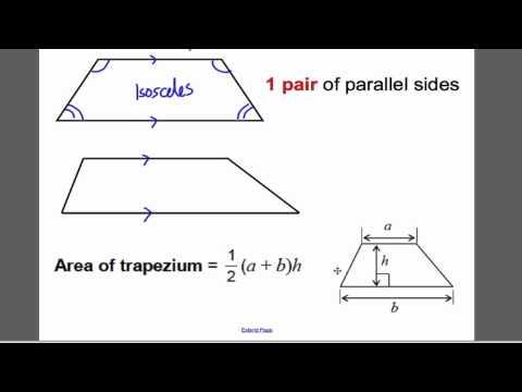 Trapezium 1 (GCSE Higher Maths): Tutorial 3