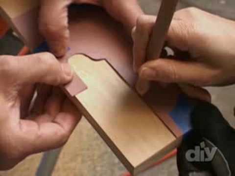Custom Window Trim Install-DIY