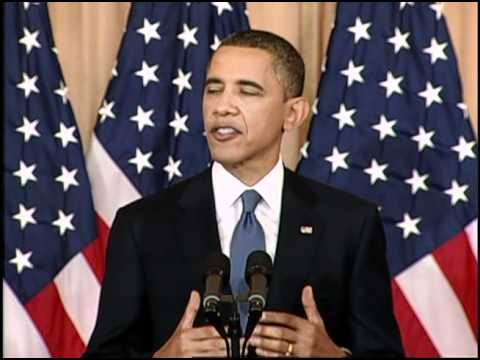 President Obama: Democracy is More than Elections (English)