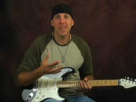 Learn To Play Blues Lead Guitar Easy Licks Lesson part 2