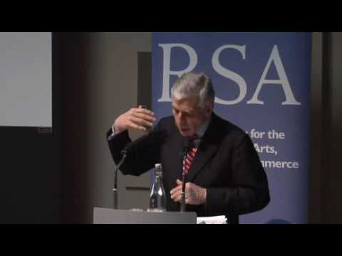 Jack Straw lecture welcoming the RSA Prison Learning Network - Part 4 of 5