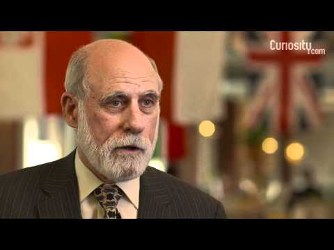 Vinton Cerf: How did the Internet become a worldwide phenomenon?