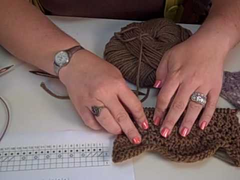 How to Knit Lace - Lesson 5 (Part 1 of 2)